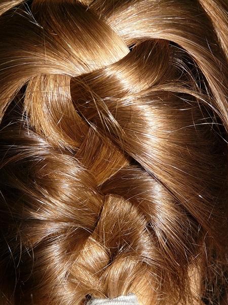 Haare weben