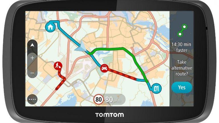 Tipps für sicheres und einfaches Autofahren mit GPS-Navigation